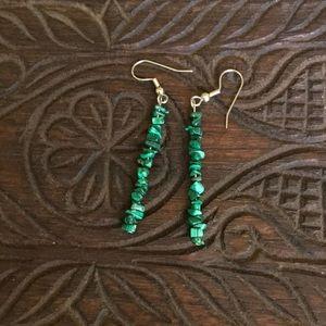 Jewelry - 4 for $10 Malachite earrings